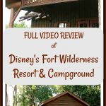 A Pioneer's Review of Disney's Fort Wilderness Resort and Campground