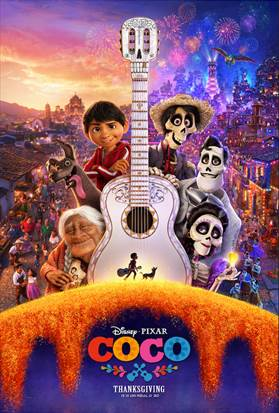 A Disney Pixar's COCO Giveaway Para Su Familia