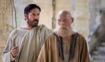 First Look at the Upcoming Film Paul, Apostle of Christ