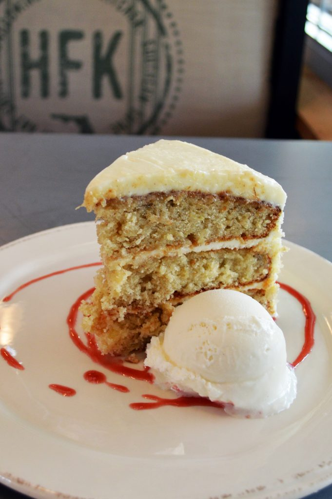 Make Chef Art Smith's Hummingbird Cake at home!