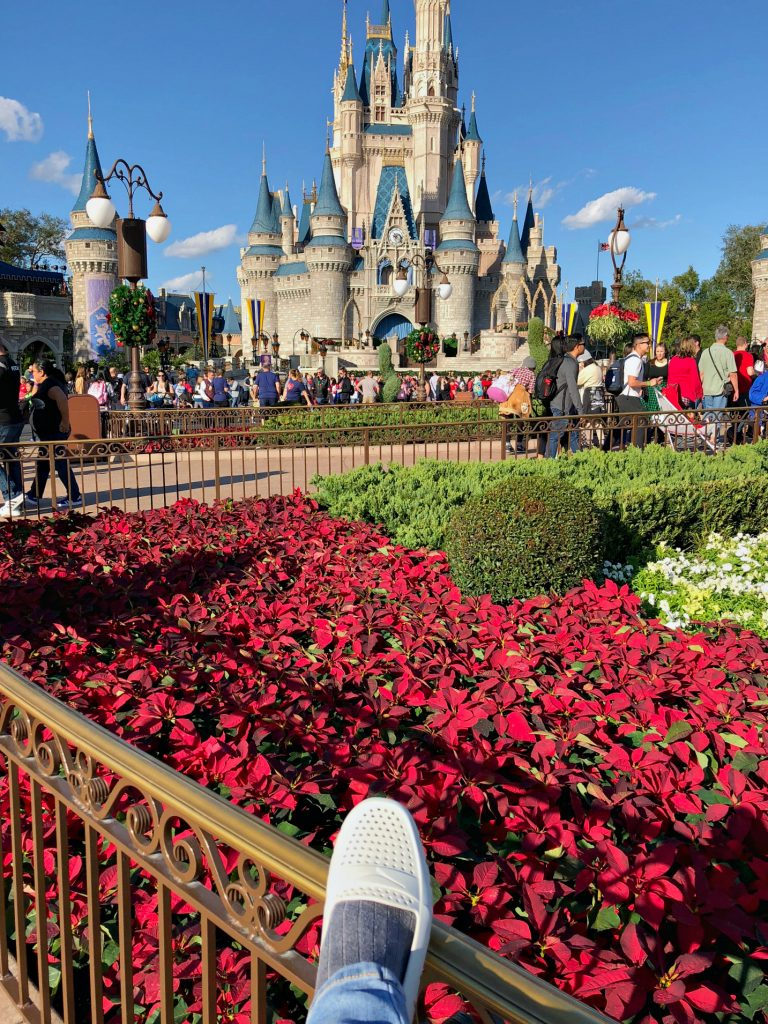best touring shoe for the magic kingdom
