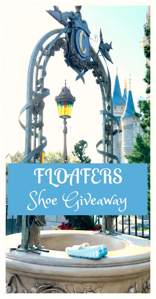 floafers shoe giveaway