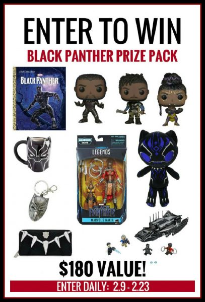marvel studios prize pack