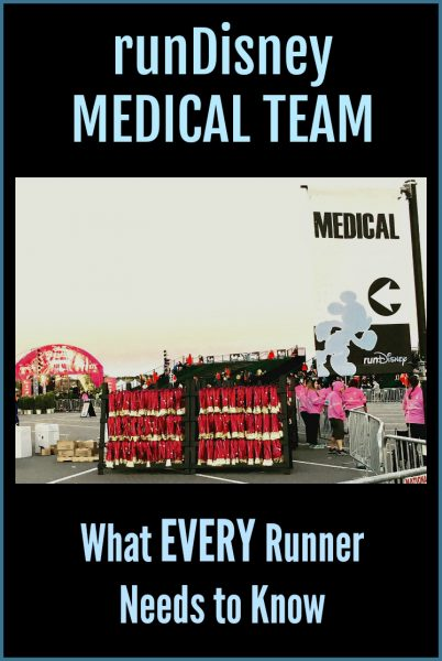 What Every Runner Needs to Know about the runDisney Medical Team