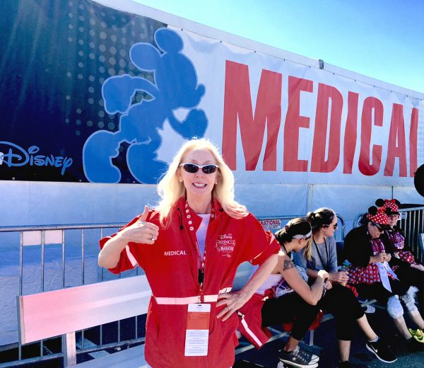 runDisney MedicalTeam Physical Therapist