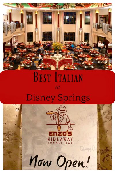 Best Italian Disney Springs
