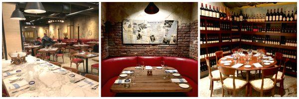 Enzo's Hideaway Wine Cellar