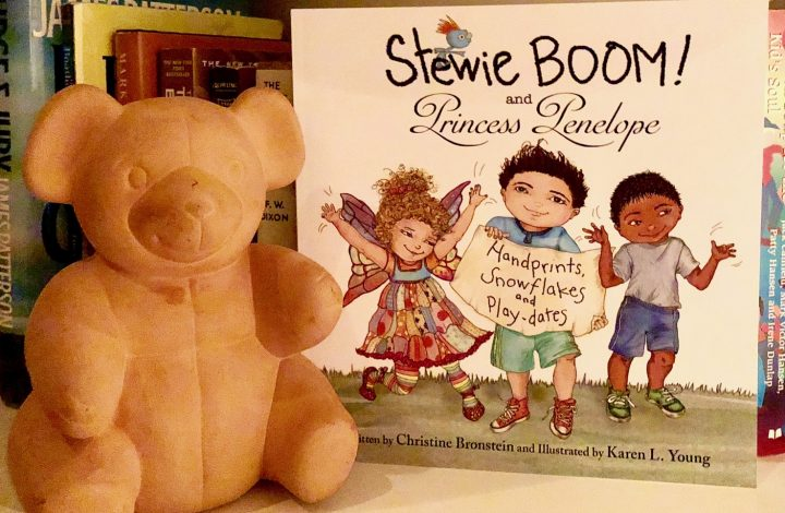 How to Make Friends with a Classmate Who Has Autism   A Stewie Boom! and Princess Penelope: Handprints, Snowflakes and Play-Dates Book Review