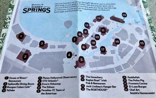 Stroll the Bourbon Trail at Disney Springs