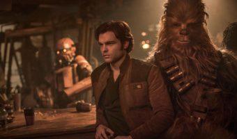 Han Solo meets Chewie