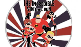 Join The Incredible Virtual Run This Summer
