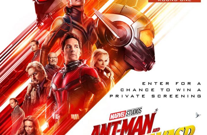 Enter to Win the Super Marvel Studios Ten Years of Fandom Sweepstakes