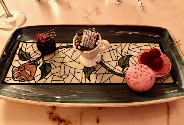 Be Our Guest restaurant Prix Fixe Dessert