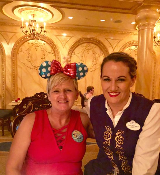 Be Our Guest Restaurant service