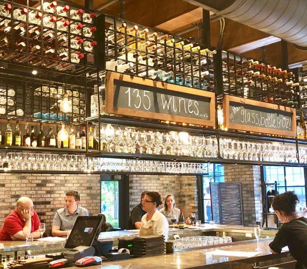 Wine Bar George Varietals