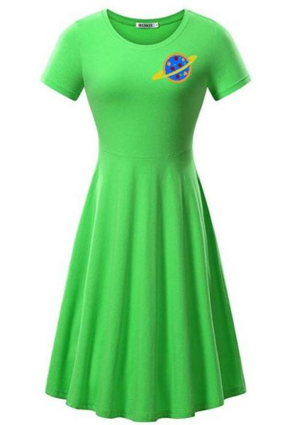Toy Story Alien Dress