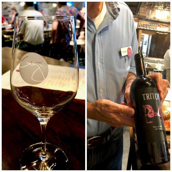 Wine Bar George Wines