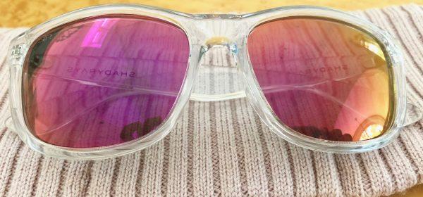 Shady Rays Signature Series Pink Sunset Ice Polarized
