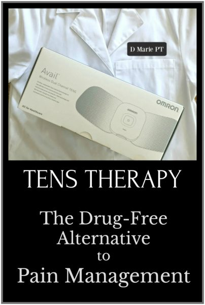 TENS Therapy for Pain Awareness Month. There IS an safe, non-addicting alternative to drug prescription! #TENS #pain #ad
