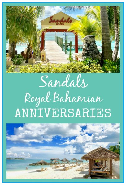 "Sandals Royal Bahamian is for lovers; from the EXCLUSIVE OFFSHORE ISLAND, Table for Two Under the Stars, weddings, ""Weddingmoons,"" vow renewals, or anniversaries, to the Rolls Royce transfers to the airport, Love Is All You Need. #SandalsResorts #hosted"