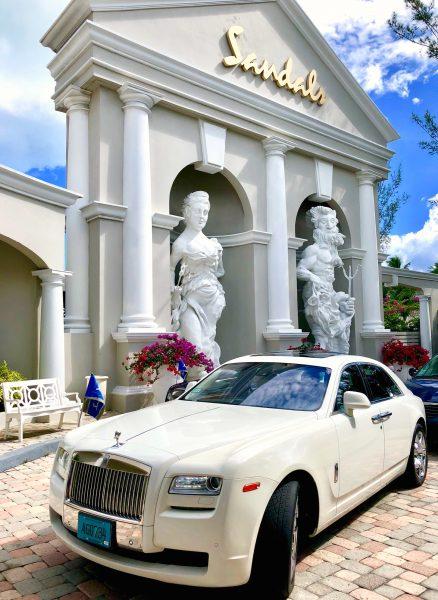 Sandals Rolls Royce