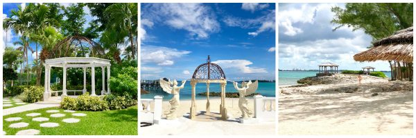 Sandals Wedding Gazebos