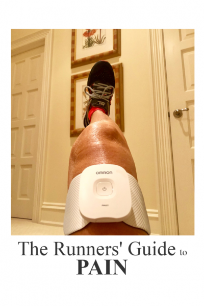 Runners Guide to Pain and TENS Therapy