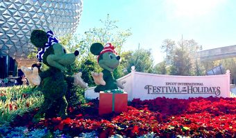 Top 5 Sights & Sounds From Epcot International Festival of the Holidays