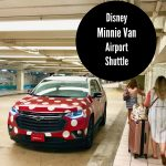 How to Use the Disney Minnie Van Airport Shuttle