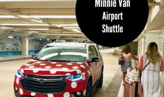 Minnie Van Airport Pickup