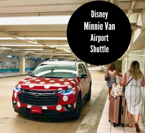 Minnie Van Airport Pickup
