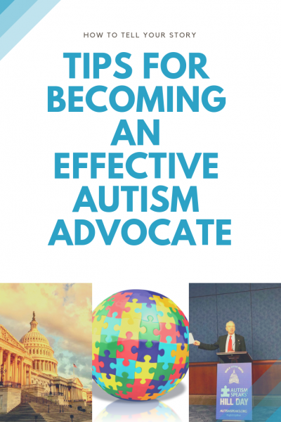 Tips for Becoming an Effective Autism Advocate