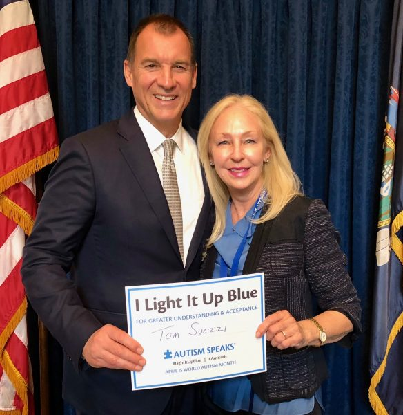 Congressman Tom Suozzi Autism Speaks Hill Day