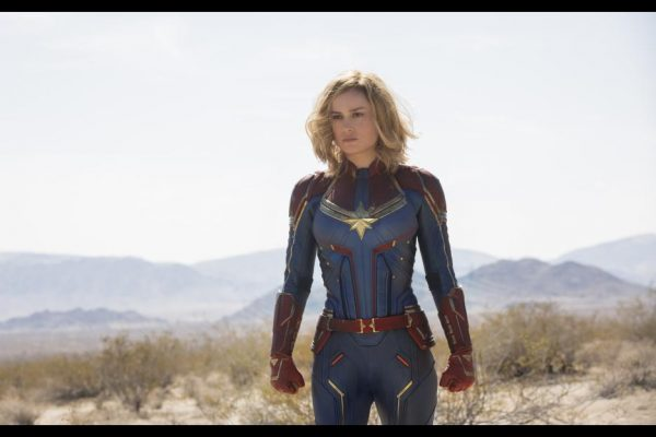 Carol Danvers is Captain Marvel