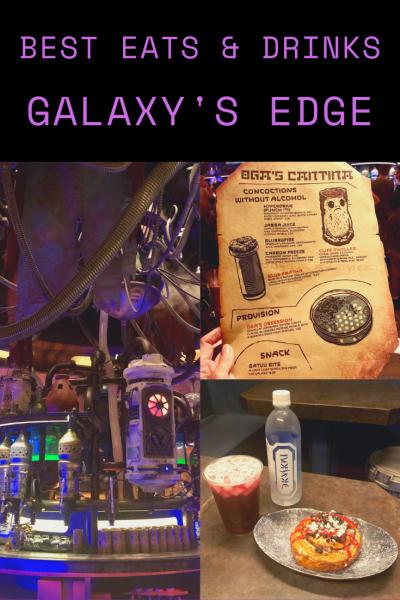 Most Stellar Eats and Drinks at Star Wars: Galaxy's Edge