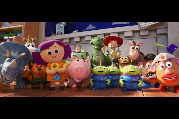 Toy Story 4 Toys