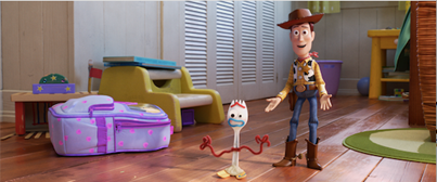 Toy Story 4 is made for empty nesters