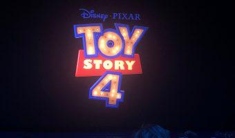 Toy Story 4 Sneak Peek at Disneyland