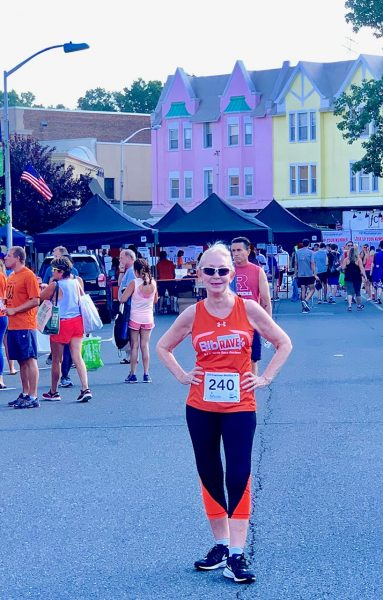 BibRave at the Downtown Westfield 5K and Pizza Extravaganza