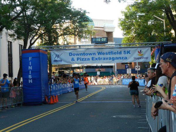 Downtown Westfield 5K & Pizza Extravaganza