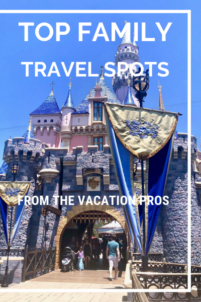 Eighteen summers. That's all you are guaranteed with your children as you raise them. Wise parents start the planning process early. (Is the womb too soon?) What are the top family travel destinations you hope to hit in those precious years? Our vacation pros will help make that decision easy! #familytravel #travel #waltdisneyworld #universalstudios #beach