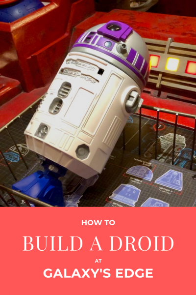 How to Build a Droid at Galaxy's Edge