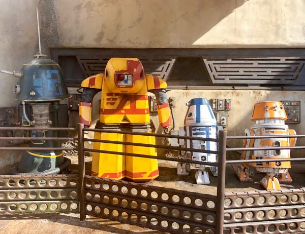 Mubo's Droid Display