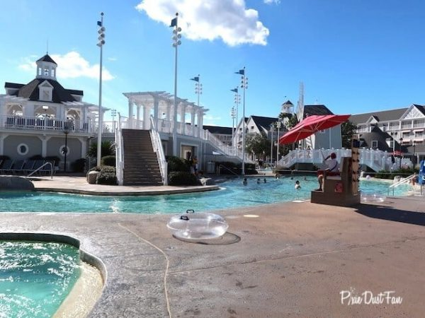 Top Family Travel Destinations - Disney's Beach Club Resort