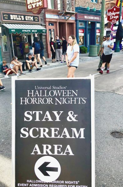 Halloween Horror Nights at Universal Orlando Stay & Scream