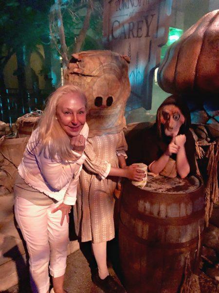 Universal Orlando Halloween Horror Nights Town of Carey