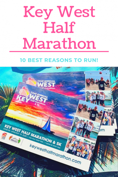 Top 10 Reasons to Run the Key West Half Marathon