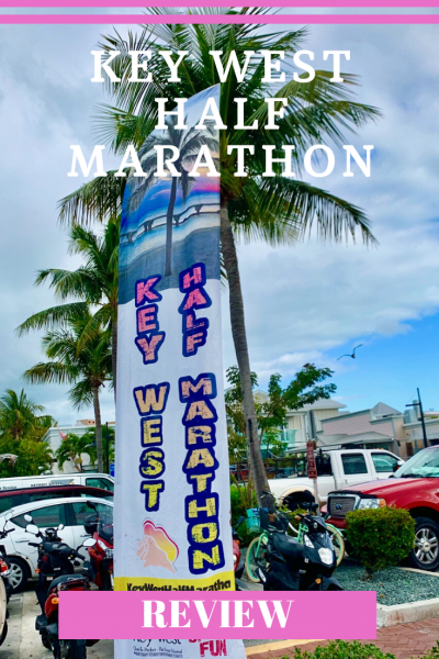 "The Key West Half Marathon well-deserves the honor of ""the best winter half marathon in the USA."" Read my full BibRave review of this dream race. #BibRave #KeyWestHalfBR"