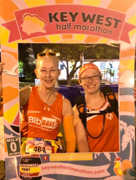 Team Bib Rave at the Key West Half Marathon