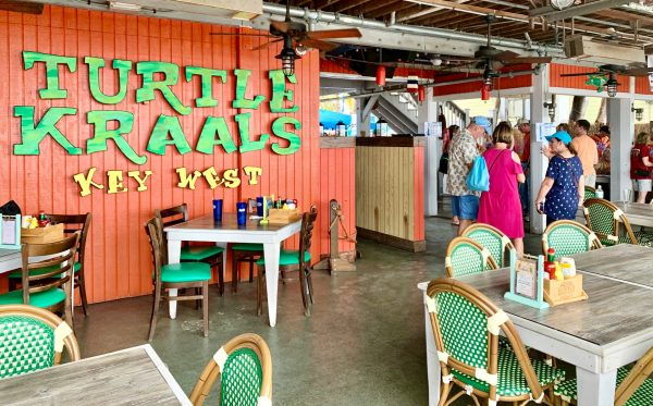 Key West Waterfront Restaurants